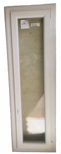 Fenêtre PVC 1 vantail oscillo-battant