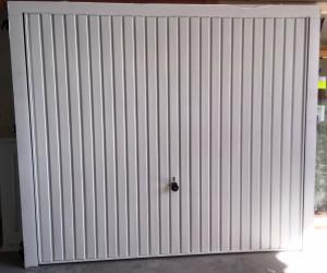 Porte de garage basculante HORMANN modèle BERRY