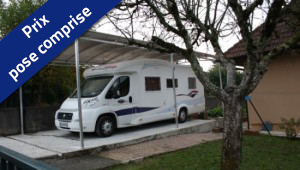 Abris Camping-car - Autoporté simple