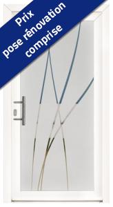 Porte vitrée - BETA