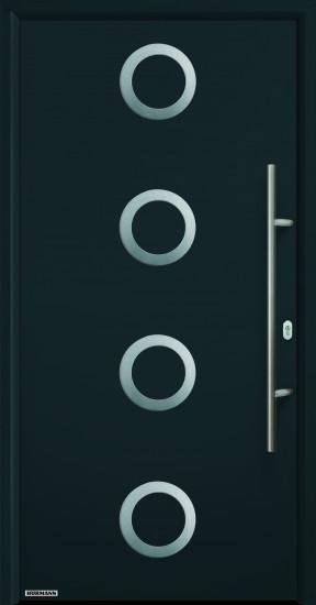 Porte ACIER - THERMO 46