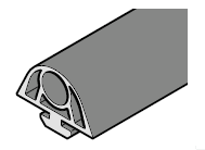 Joint de butée pour bord latéral du tablier
