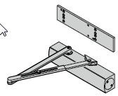 Ferme-porte TS 4000