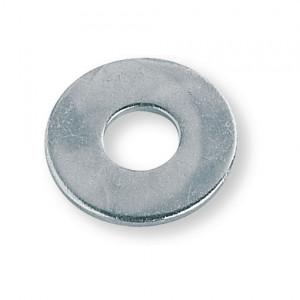 Rondelle plate tôlier large NFE 25.513 diamètre 8 inox A2
