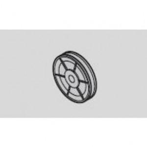 Hormann Poulie de renvoie de câble,diam 78 mm