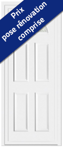 Porte PVC - BIARRITZ