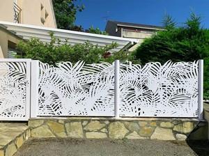 Grille de clôture