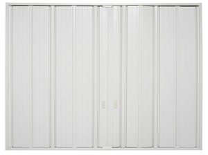 09B. Persienne PVC «JALOUSIE PLATE»