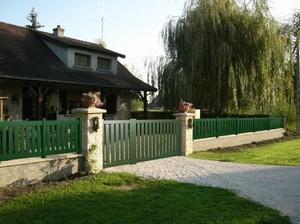 Portail ALUMINIUM - KAYAK