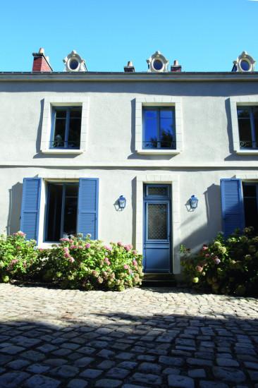 Porte BOIS - LUXEMBOURG