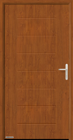 Porte ACIER - THERMO 65 THP-015