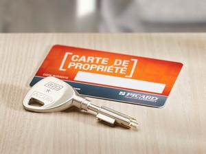 Porte BLINDÉE - DIAMANT TIERCE