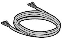 Câble de raccordement de 2,5 m
