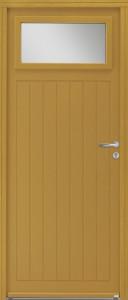 Porte de service BOIS - PS2 ISO