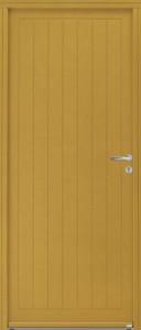 Porte de service BOIS - PS3 ISO