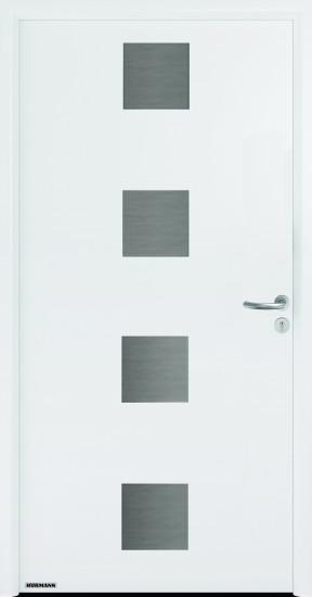 Porte ACIER - THERMO 46 COLOR 010-454