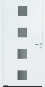 Porte ACIER - THERMO 46 COLOR 010-454