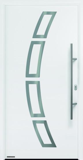 Porte ACIER - THERMO 46 COLOR 010-457