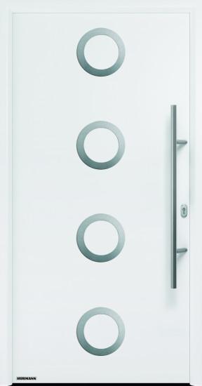 Porte ACIER - THERMO 46 COLOR 010-459