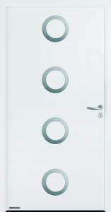 Porte ACIER - THERMO 46 COLOR 010-459