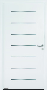 Porte ACIER - THERMO 46 COLOR 015-400