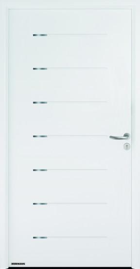 Porte ACIER - THERMO 46 COLOR 015-401