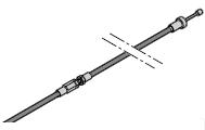 Câble sous gaine lang HST