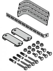 Porte sectionnelle latérale (HST42)