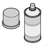 Bombe aérosol, 150 ml
