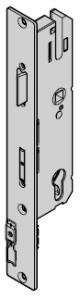 Serrure principale de verrouillage multipoints 40 / 92 / 9 KABA pour portillon incorporé