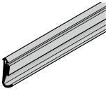 Joint latéral de butée pour porte à portillon incorporé