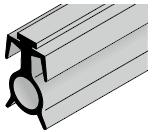 Joint de sol avec fentes d'aération