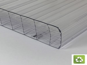 Polycarbonate alvéolaire 32 mm