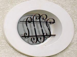 Grille œil de bœuf Esterel