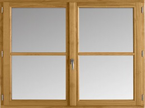 05C. Fenêtre BOIS «Contemporain»