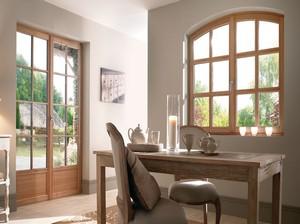 Fenêtre BOIS «Traditionnel»