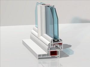 01A. Fenêtre PVC «PERFORMANCE»