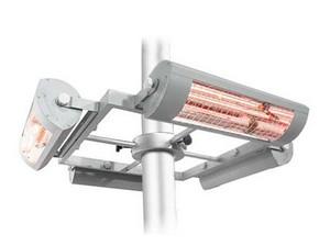 Système de chauffage pour parasol