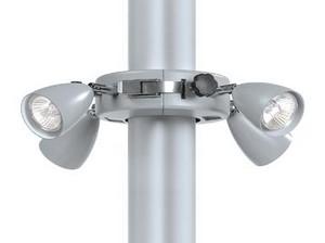 Système d'éclairage pour parasol