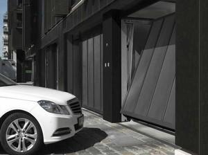 1b. Porte BASCULANTE Garage collectif