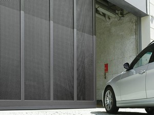 4b. Porte LATÉRALE Garage collectif