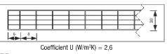 Polycarbonate alvéolaire 5 parois - 10mm