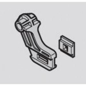 Hormann Support-galet pour rails de guidage rehaussés