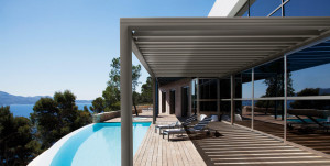 Pergola bioclimatique WALLIS & OUTDOOR