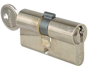 Cylindre à double entrée à panneton spécial METALUX 30 x 30