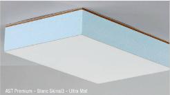 Panneau ISOTOIT Skinal3 à parcloser - 55mm - Mat